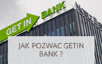 Jak frankowicze z GETIN BANK mogą złożyć pozew za kredyt we frankach?