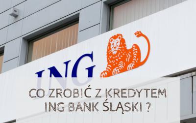 Frankowicze z ING Bank Śląski – pozew za kredyt we frankach